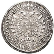 2 Thaler - Ferdinand II (Graz) -  reverse