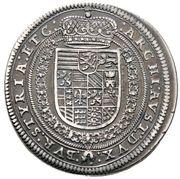 ½ Thaler - Ferdinand II (Graz) -  reverse