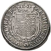 1 Thaler - Ferdinand III (Graz) -  reverse
