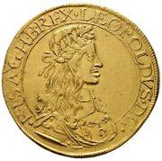 10 Ducat - Leopold I (Vienna) – obverse