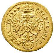 1/8 Ducat - Joseph I (Vienna) -  reverse