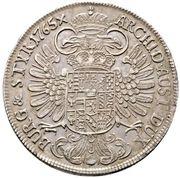 1 Thaler - Maria Theresia (Graz) -  reverse