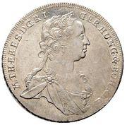 15 Kreuzer - Maria Theresia (Graz) -  obverse