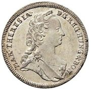6 Kreuzer - Maria Theresia (Graz) -  obverse