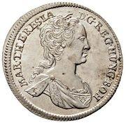 3 Kreuzer - Maria Theresia (Graz) -  obverse