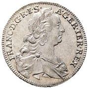 3 Kreuzer - Franz I -  obverse