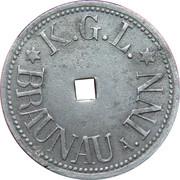 50 Heller (K&K POW Braunau) -  obverse