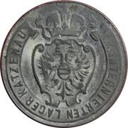 2 Heller (Internment camp Katzenau) -  obverse
