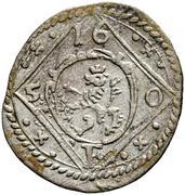 1 Pfennig - Ferdinand III (Graz) – obverse