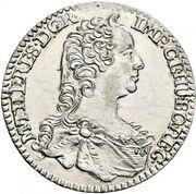 6 Kreuzer - Maria Theresia (Hall) -  obverse