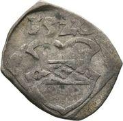 1 Pfennig - Karl V (Vienna) -  obverse