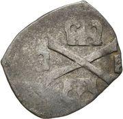 1 Pfennig - Karl V (Vienna) -  reverse