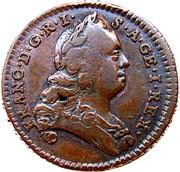 1 Pfennig - Franz I -  obverse