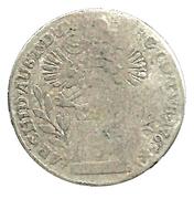 5 Kreuzer - Maria Theresia -  reverse