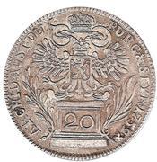 20 Kreuzer - Maria Theresia (Graz) -  reverse
