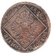 30 Kreuzer - Maria Theresia -  reverse