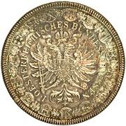 2 Florins - Franz Joseph I (Shooting Thaler) -  obverse