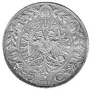 5 Corona - Franz Joseph I -  reverse