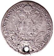 10 Kreutzer - Franz II -  reverse