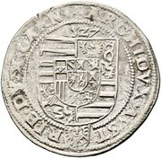 Pfunder - Ferdinand I (for Carniole/Krain) -  reverse