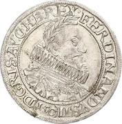 1 Kippertaler of 150 - Ferdinand II (Vienna) – obverse