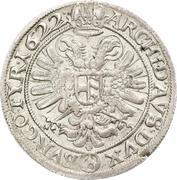 1 Kippertaler of 150 - Ferdinand II (Vienna) -  reverse