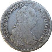 3 Kreuzer - Joseph II (Vienna) -  obverse