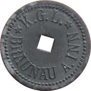 1 Heller (K&K POW Braunau) -  obverse
