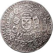 2 Guldiner - Maximilian I (Hall) – reverse