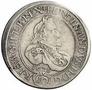 10 Kreuzer - Ferdinand II (St Veit) -  obverse