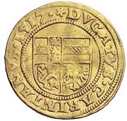 1 Ducat - Maximilian I (St Veit) – reverse
