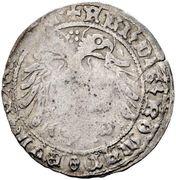 1 Groschen - Friedrich III - V (Graz) – obverse
