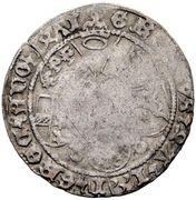 1 Groschen - Friedrich III - V (Graz) – reverse