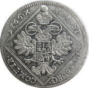30 Kreuzer - Maria Theresia (Vienna) -  reverse