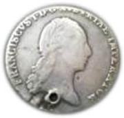 ½ Thaler - Franz I -  obverse