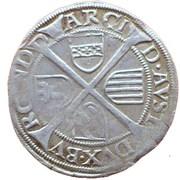 6 Kreuzer - Ferdinand I (Vienna) -  reverse