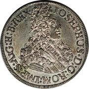 6 Kreuzer - Joseph I (Hall) -  obverse