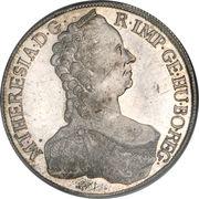 1 Thaler - Maria Theresia (Vienna) -  obverse