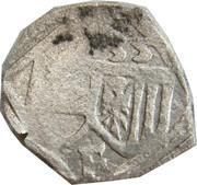 1 Pfennig - Ferdinand I (Linz) -  obverse