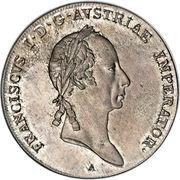 1 Thaler - Franz I -  obverse