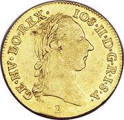 1 Ducat - Joseph II -  obverse