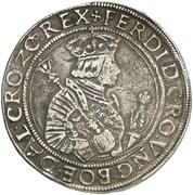 1 Thaler - Ferdinand I (Hall) -  obverse