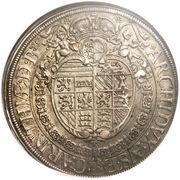 1 Thaler - Ferdinand III (St Veit) -  reverse