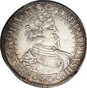 1 Thaler - Ferdinand III (Graz) -  obverse