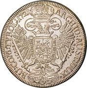 1 Thaler - Karl VI (Hall) -  reverse