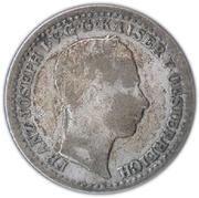 10 Kreuzer - Franz Joseph I -  obverse