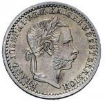 10 Kreuzer - Franz Joseph I – obverse