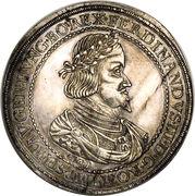 2 Thaler - Ferdinand III (Graz) -  obverse
