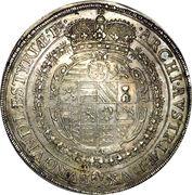 2 Thaler - Ferdinand III (Graz) -  reverse