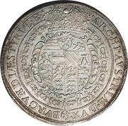 2 Thaler - Leopold I (Graz) -  reverse